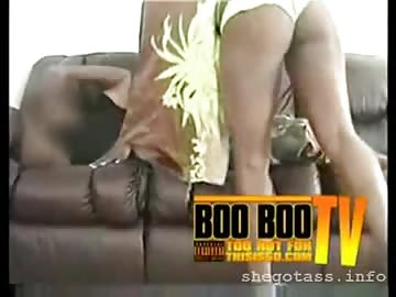 Black Thot Banged On The Couch